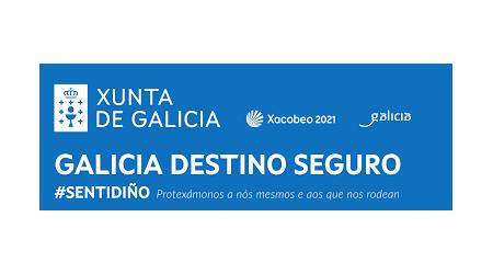 #Galicia destino seguro-sicheres Ziel