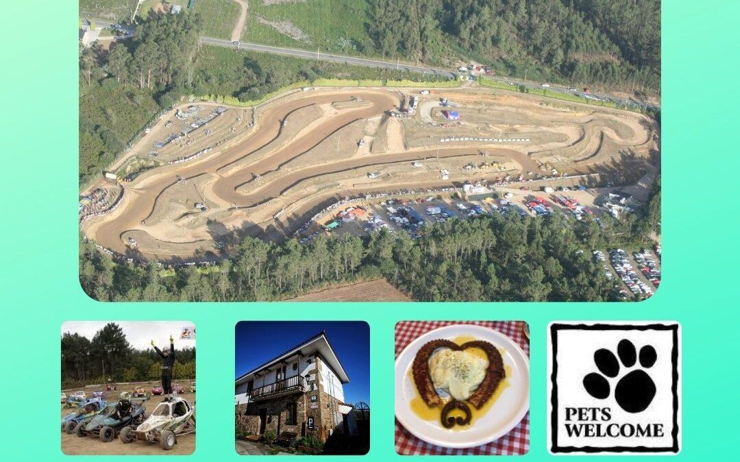 🏁Reserva tu estancia para el Campeonato Gallego de Autocross